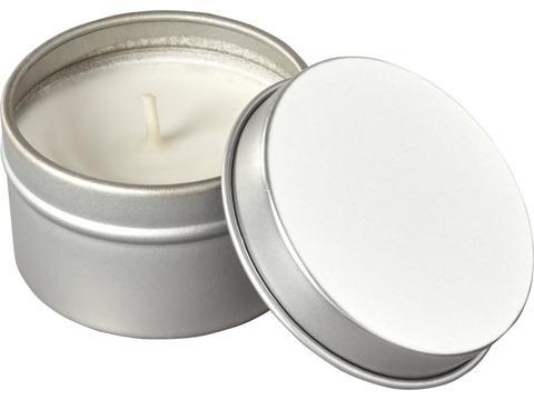 Luva candle in tin
