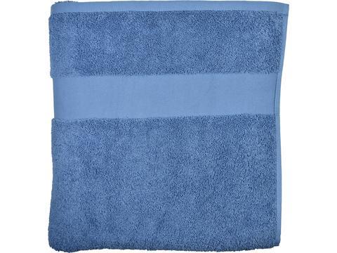 Luxe handdoek van organisch katoen 180 x 70 cm