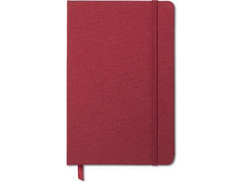 Notaboek met luxe kaft