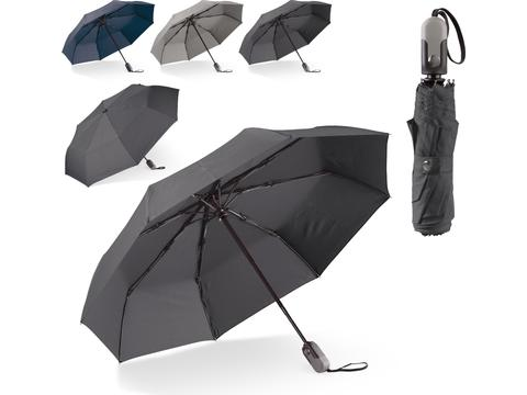 "Deluxe foldable umbrella 23"" auto open auto close - Ø96 cm"