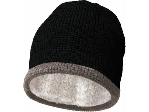 Luxury Beanie with teddy lining