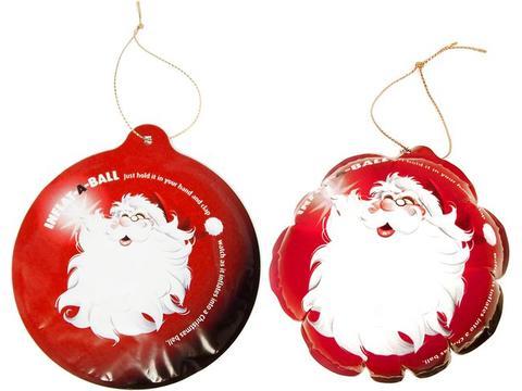 Boule magique de Noël