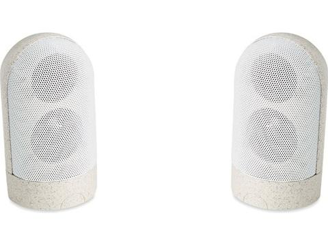 Magnetic twins speaker BT 5.0