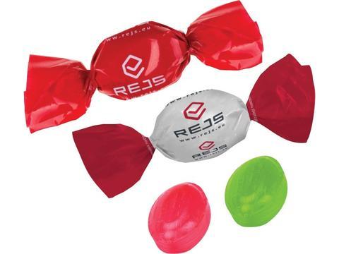 Maxi Basic fruitsnoepjes - 2 kleuren - per kilogram