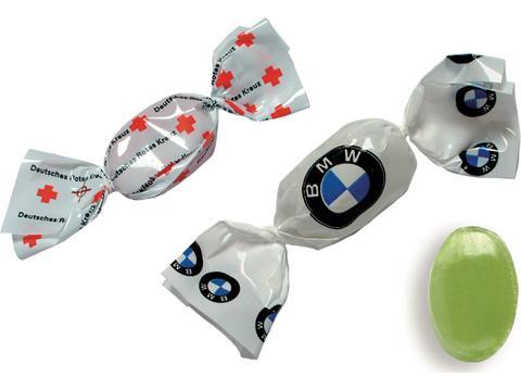 Fruitsnoepjes Premium - 2 kleuren - per kilogram