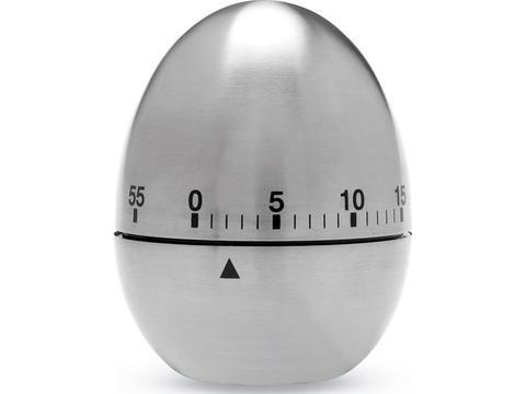 Stainless steel kitchen timer