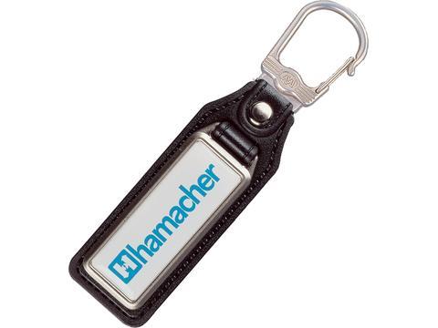 Porte-clés plastique/métal