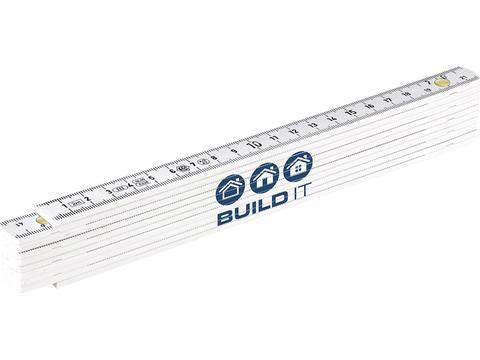 Metric duimstok - 2 meter