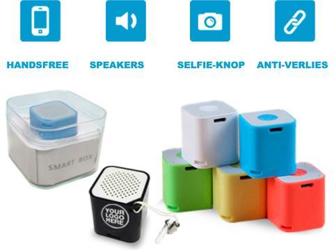 Micro Cube 4-in-1 Speaker