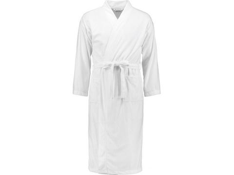 Microfiber Bathrobe without Hood