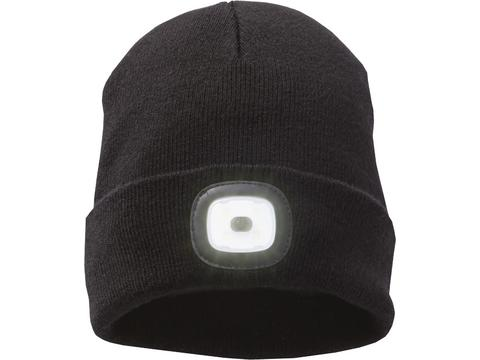 Double layered beanie