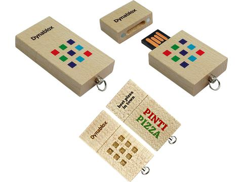 USB Eco Wood