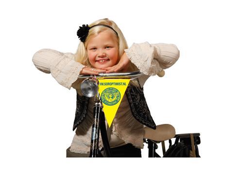 Drapeau vélo