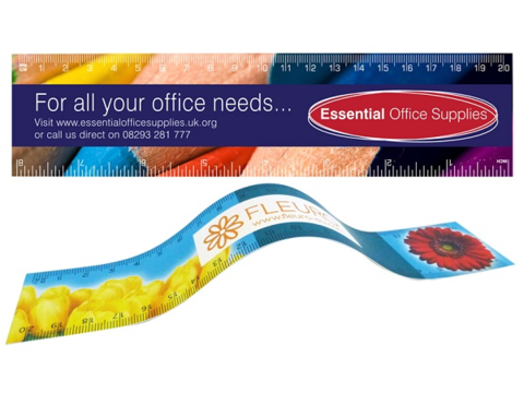 Flexible Rulers 20 cm.