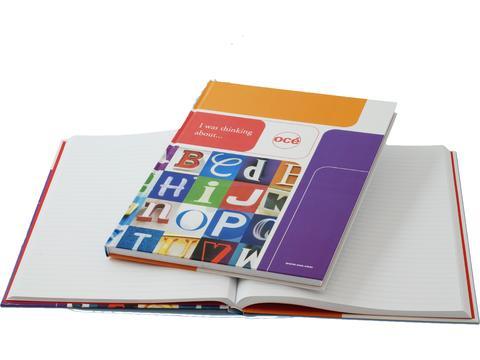 Luxe hardcover Notitieboek A4