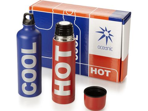 Hot and Cool set - 750 ml