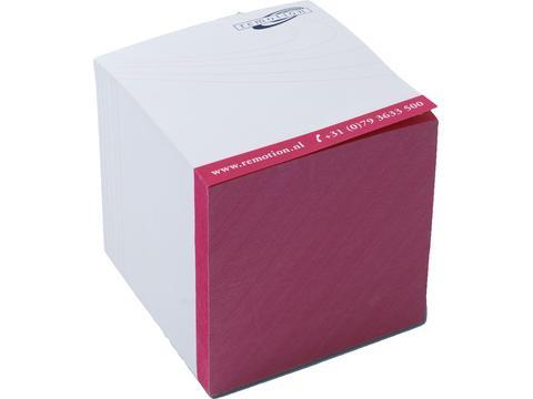 Cube pad