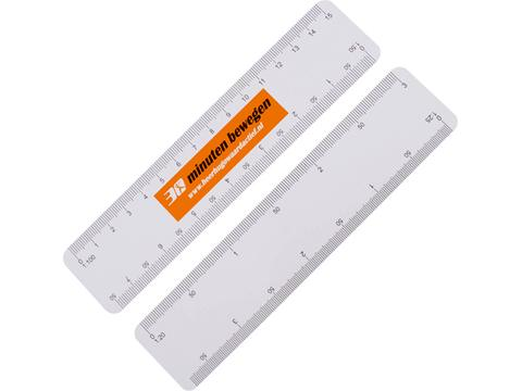 Mailing ruler 4 scales 150 mm.