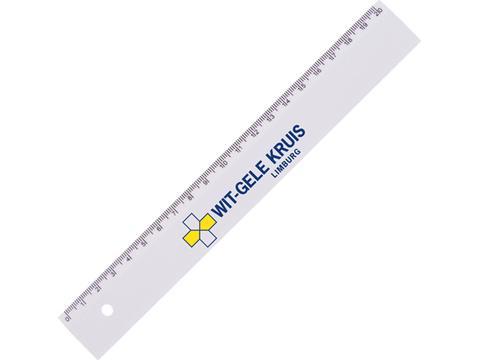 Meetlat liniaal 20 cm.