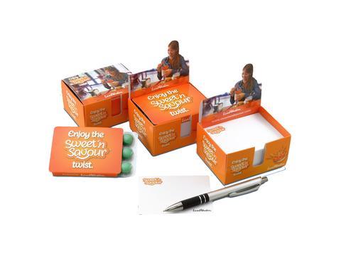 Mentos Gift Notebox