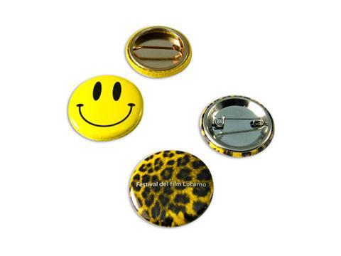 Metalen Buttons 31 mm
