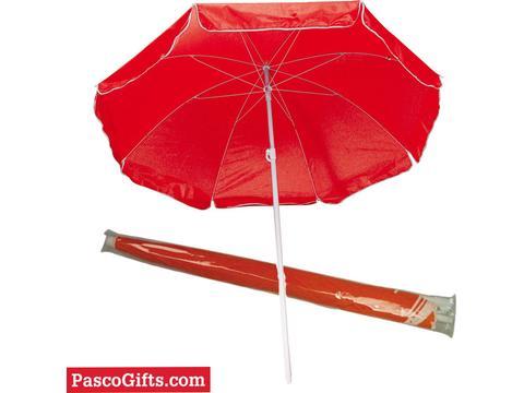 Parasol met draagtas