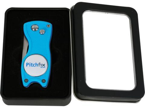 Pitchfix Hybrid in Metal gift box