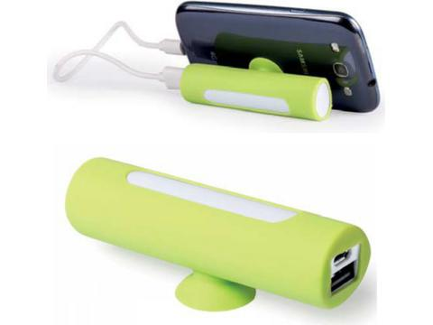 Powerbank Sucker