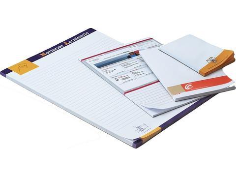 Note pad A5 50 sheets