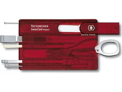 Swisscard Victorinox Classic