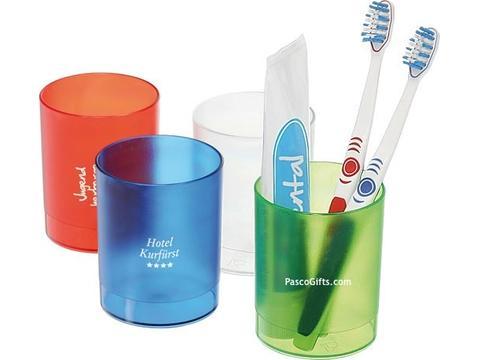 Toothbrush tumbler