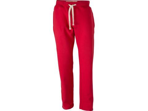 Trendy sweat pants