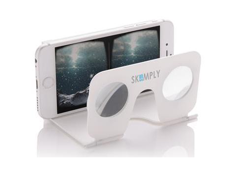 Compacte VR bril