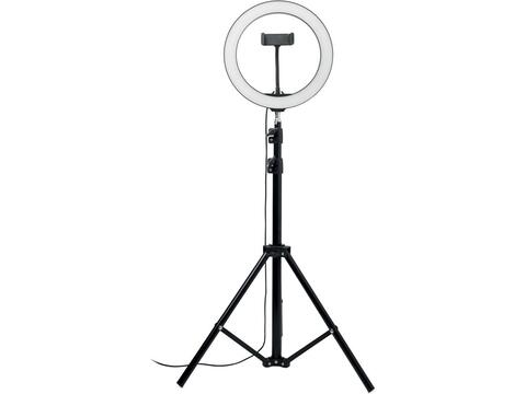 26 cm LED ringlamp set