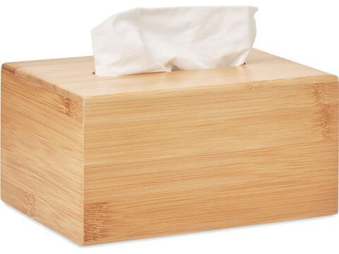 Bamboe tissuebox
