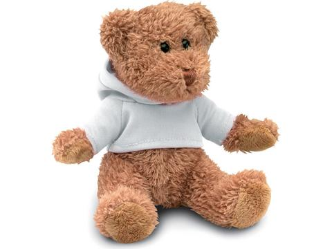 Teddy bear with sweater