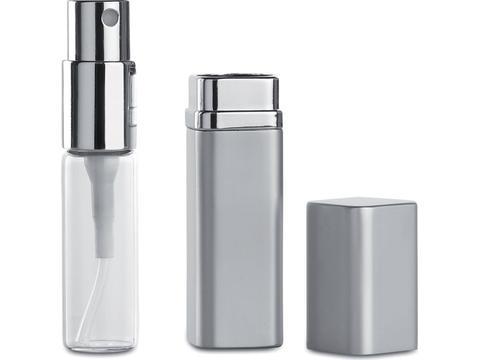 Atomiseur en aluminium