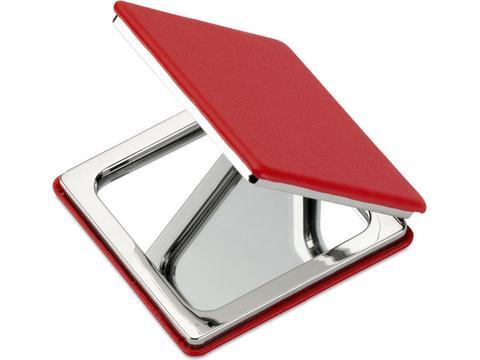 Vierkant magnetisch spiegeltje