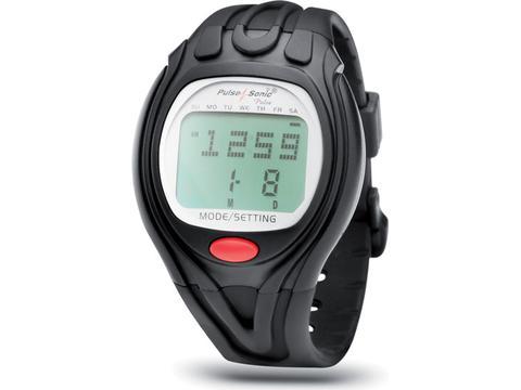 Horloge met hartslagmeter