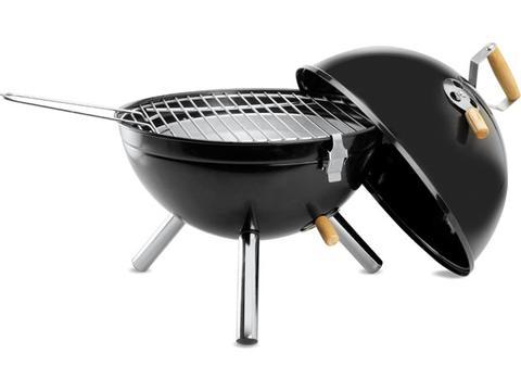 Compacte barbecue