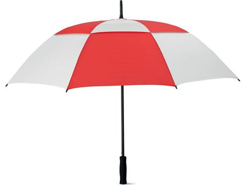 27 inch bicolored umbrella