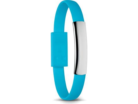 Armband met micro USB