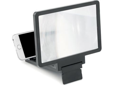 Smartphone vergrootglas