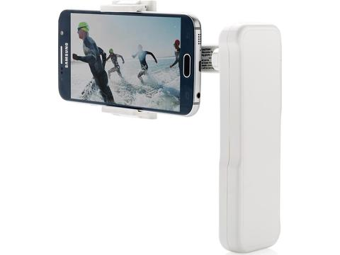 Mobile phone stabilizer