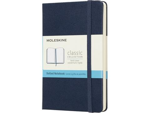 Moleskine Classic hard cover notitieboek met ruitjes papier