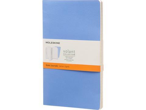 Moleskine Volant dagboek Large met gelinieerd papier