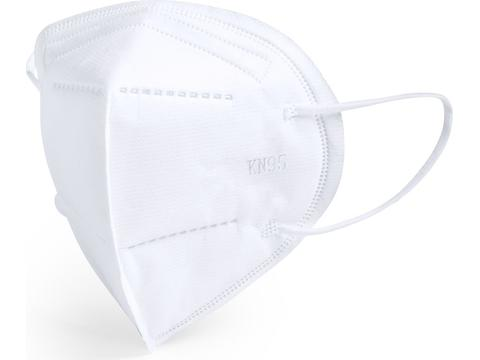 Mouth protection mask KN95