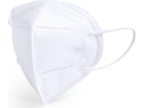 Masque de protection buccale KN95