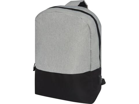 "Mono 15.6"" laptop sling backpack"