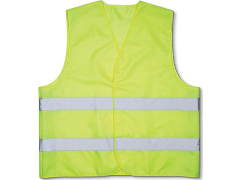 Reflecting safety vest
